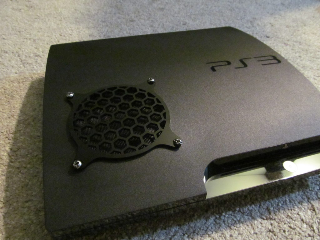 PS3 Grill Mod
